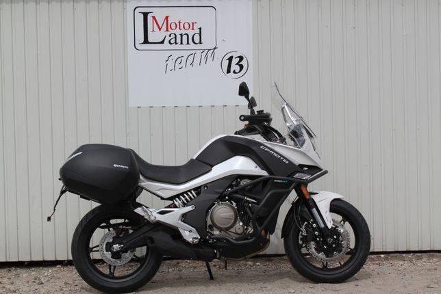Motocykl Cf moto MT 650 Wyprzedaż kredyt/Leasing/Trasnport