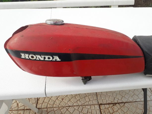 Honda CB50 K0-1