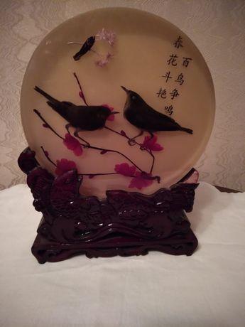 Птички украшение для интерьера комнаты
