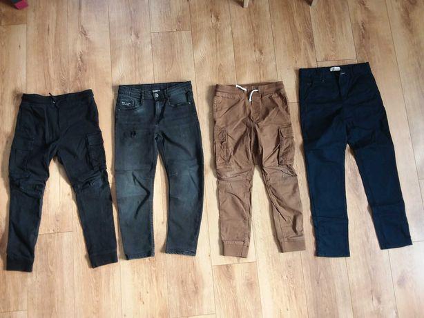 Spodnie Zara, Reserved, HM r.134