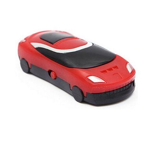 mp3 czerwone imitacja samochód