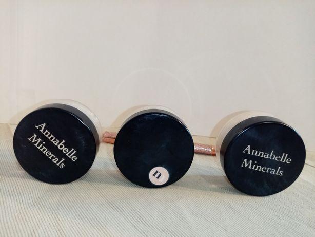 Annabelle Minerals, Neauty, podklady mineralne, kryjące, super cena