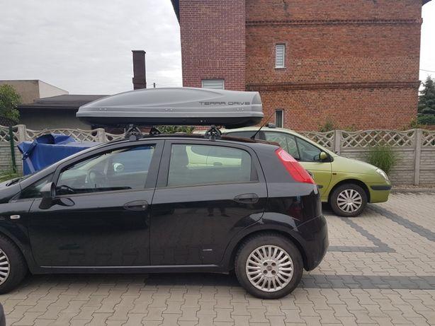 bagażnik dachowy box terra drive 480