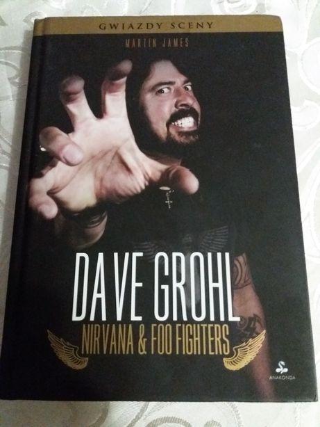 Ksiazka Dave Grohl
