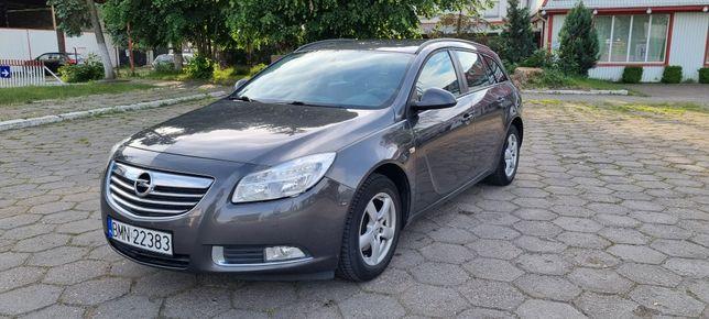 Opel Insignia benzyna, zamiana