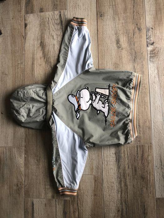 Wiatrówka kurtka przejściowa 80 H&M dla chłopca Snoopy Warszawa - image 1
