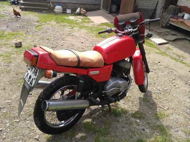 Продам мотоцикл JAWA (Ява)