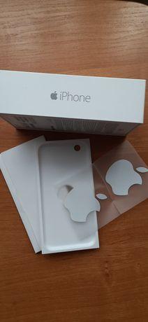 Pudełko + etui iphone 6