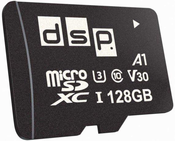 Karta pamięci microSD DSP 128GB BEZ OPAKOWANIA