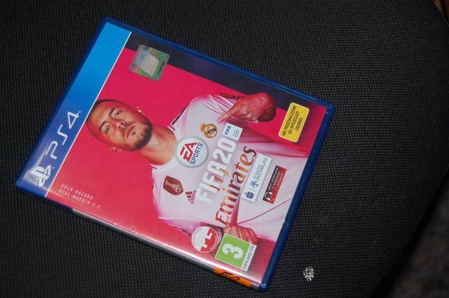 Gra PS4 Fifa 2020 PL
