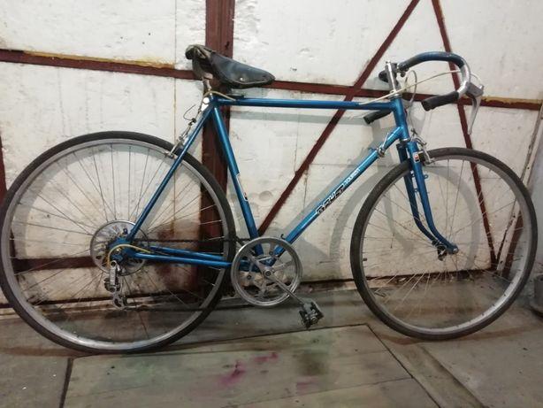 Втулка задняя, руль барашек, вилка передняя от велосипеда ТУРИСТ.