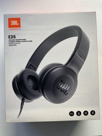 Słuchawki JBL e35 przewodowe nowe