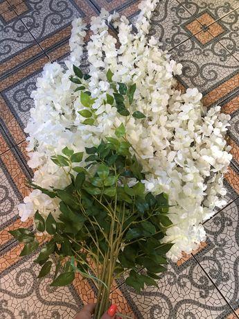 Продам квіти для свадьби фотозон