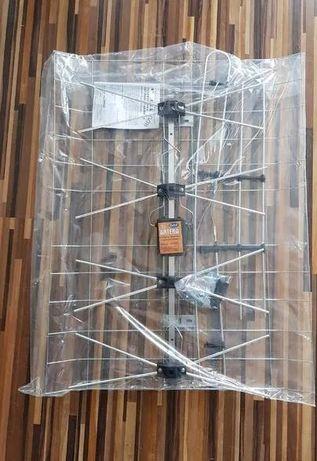Antena szerokopasmowa z dilolem (POLARYZACJA PIONOWA).