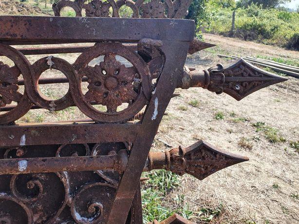 Portão Ferro Forjado