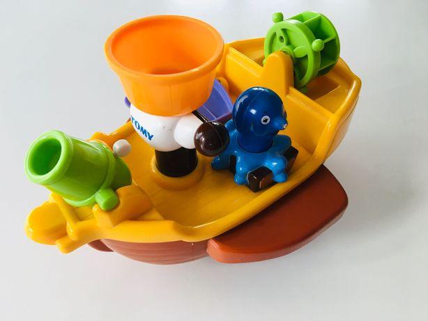 Игрушка для ванной «Пиратский корабль TOMY»