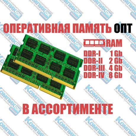 Оперативная память, ОЗУ, RAM, SO-DIMM DDR2, 2 Gb, для ноутбука, ОПТ