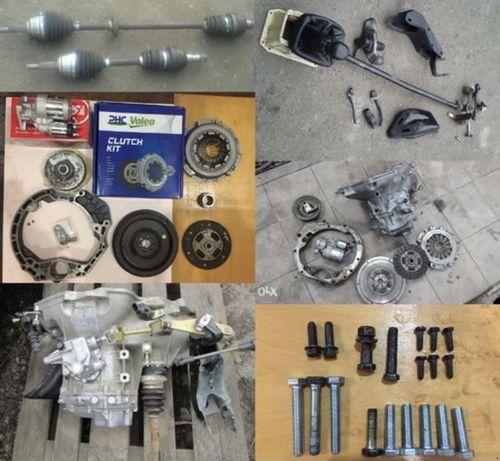 Коробка Сенс переходная плита Ланос Daewoo Lanos Sens 1.3 КПП Комплект