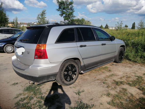 Sprzedam Chrysler pacifica 3.8 v6 +lpg