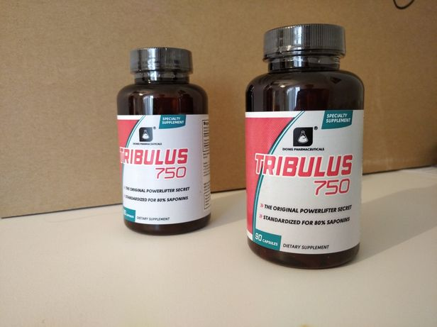 Трибулус 80% сапонинов