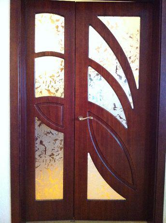 Двери деревянные ясень