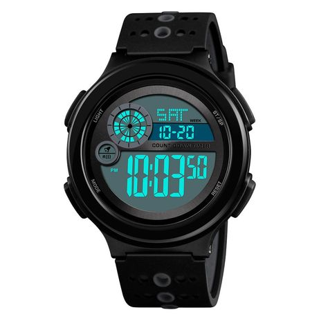 Часы Skmei 1374BOXBK Black BOX