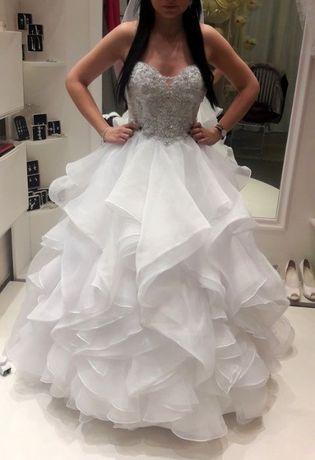 Suknia ślubna Justin Alexander 8845