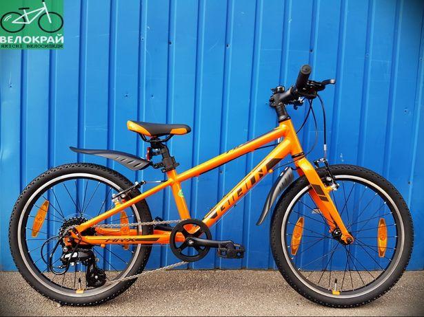 Новий суперлегкий дитячий велосипед Giant ARX 20 2020 8,5кг! #Велокрай