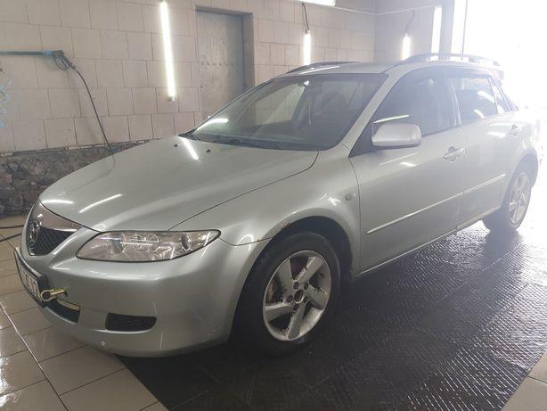 Продам Mazda 6 2003гв