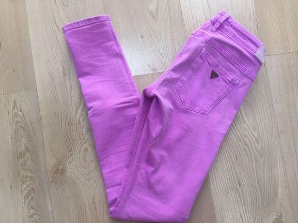 GUESS spodnie jeansy jegginsy rozm. 26