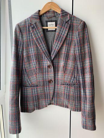 Шерстяной женский пиджак Esprit