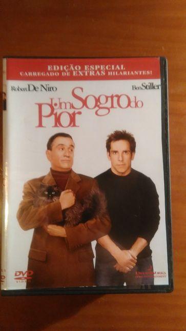 """DVD """"Um Sogro do pior"""""""
