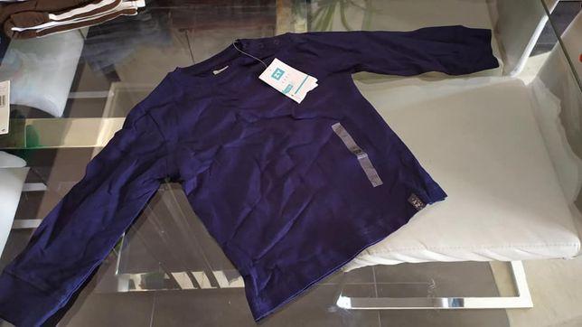 NOVO sweat shirt para 12/18 meses ZIPPY