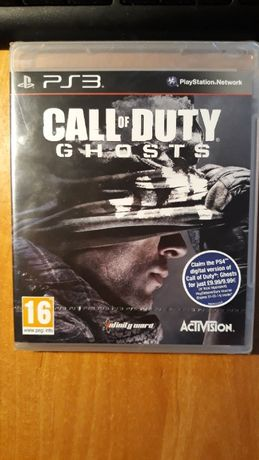 Игра Call of Duty: Ghost for PS3