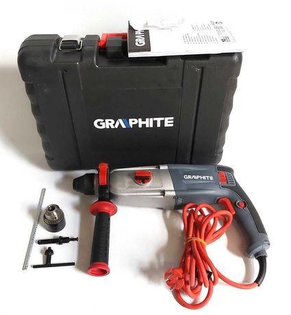 Młotowiertarka GRAPHITE 58G529 Komplet z Gwarancją