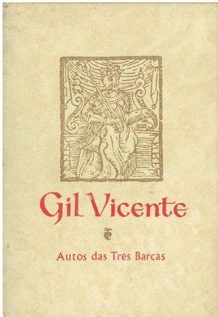 6157 Autos das Três Barcas - de Gil Vicente (Numerado)