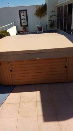 capa Coberturas para jacuzzi spas por medida cascais piscinas e spas