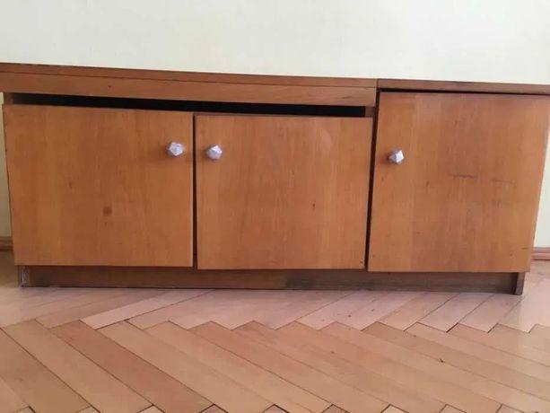 Komoda szafka PRL vintage do renowacji