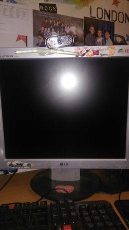 sprzedam monitor LG flatron l1730s