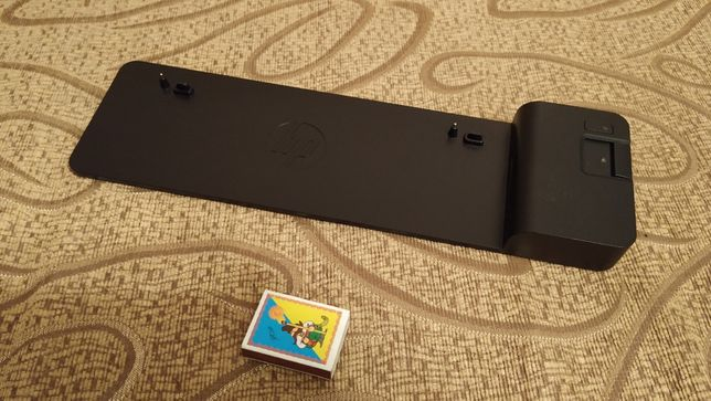 Док-станция HP 2013 Ultraslim Docking Station D9Y32AA бу