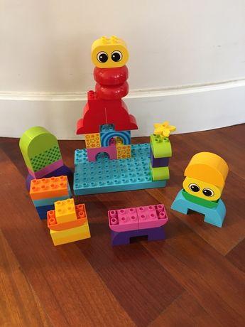 Lego duplo zestw początkowy dla maluszka
