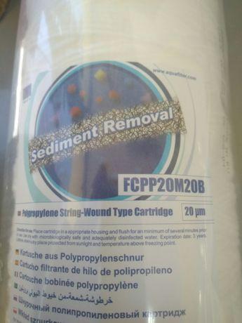 Фильтр. Картридж для очистки воды FCPP20M20BB