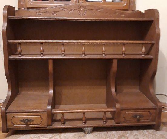 półka wisząca szuflady rustical