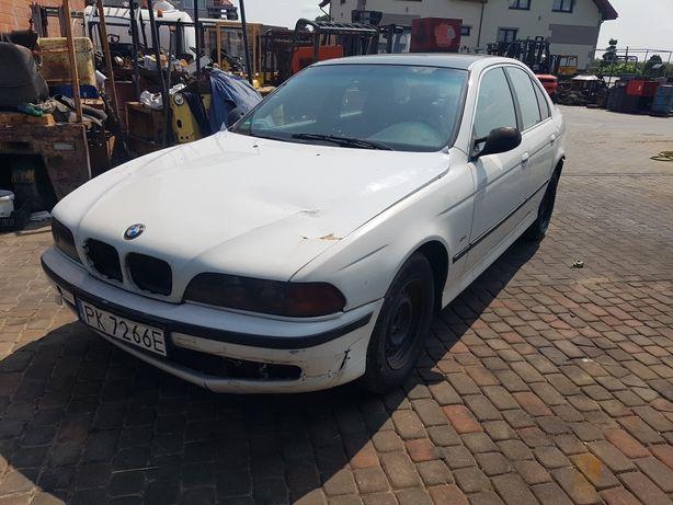 BMW 520i e39 , sprawny , szpera , drift
