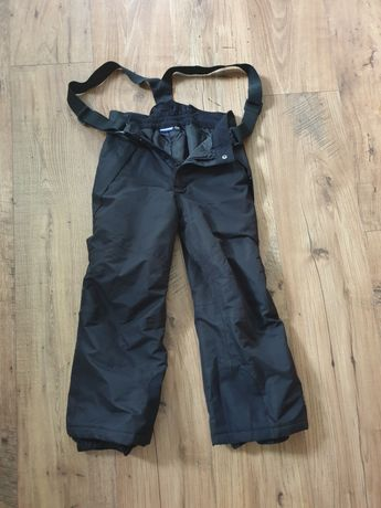 Spodnie narciarskie 110/116 lupilu