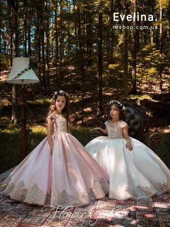 Детское платье Мириам, нарядное платье для девочки на новый год,