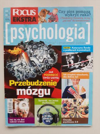 Fokus Ekstra Psychologia Nr 4, 2016