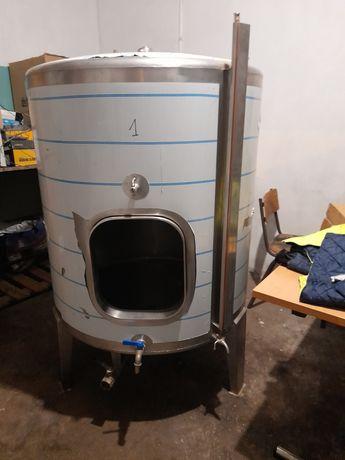 Cuba inox 750 litros