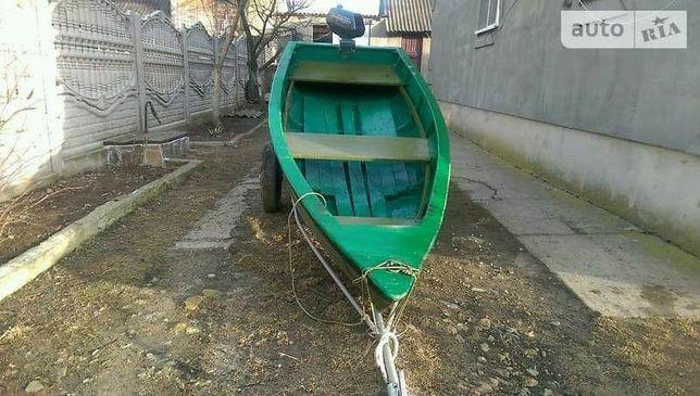 Моторна лодка!