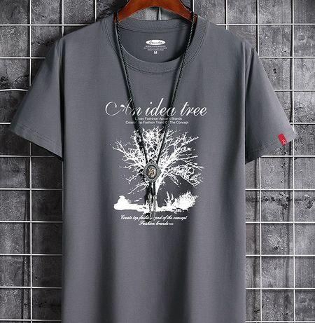 Мужская летная футболка размер 48 см - длина 68 см